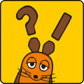 """""""Frag doch mal die Maus"""" –Quiz - App"""