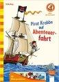 Der Bücherbär- Mein Abc-Lesestart: Pirat Krabbe auf Abenteuerfahrt