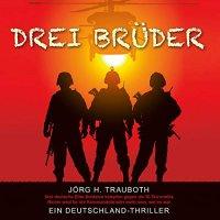 Polit-Thriller-Trilogie von Jörg H. Trauboth auf drei MP3-Hörbüchern erzählen die Geschichte des Elitesoldaten Marc Anderson