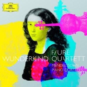 Wunderkind - Mendelssohn Piano Quartets