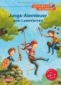 Lesemaus zum Lesenlernen: Jungs-Abenteuer zum Lesenlernen