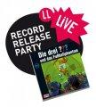 DIE DREI ???: Die Record Release Party zur Folge 153