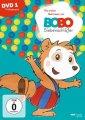 Die ersten Abenteuer von BOBO Siebenschläfer DVD 1