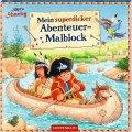 Käpt'n Sharky - Mein superdicker Abenteuer-Malblock