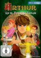 Arthur und die Freunde der Tafelrunde Staffel 1 und 2 - DVD