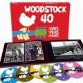 40 Jahre Woodstock: 6-CD-Box und Doppel-CD zum Jubiläum