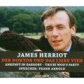 James Herriot - 'Der Doktor und das liebe Vieh' als Hörbuch kurzweilig wie die Fernsehserie