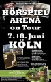 Details zur HÖRSPIEL ARENA Köln 2013 am 07./08.06.2013: Aufruf an Musiker