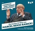 Die besten O-Töne von Marcel Reich-Ranicki