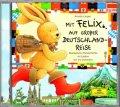 5 x die HörGeschichte`Mit Felix auf großer Deutschlandreise` zu gewinnen!
