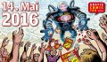 Am Samstag (14.05.16) ist Gratis-Comic-Tag!