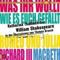 Katharina Thalbach liest William Shakespeare