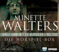 Die Minette Walters Hörspiel-Box (Die Bildhauerin | Dunkle Kammern | Das Echo)