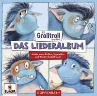 Der Grolltroll – Das Liederalbum