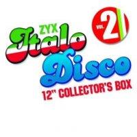 """ZYX Italo Disco - 12"""" Collector´s Box II"""