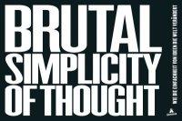 Brutal Simplicity of Thought - Wie die Einfachheit von Ideen die Welt verändert