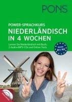PONS Power-Sprachkurs: Niederländisch in 4 Wochen