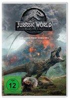 Jurassic World 2 – Das gefallene Königreich DVD