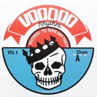 Voodoo Rhythm Records Sampler Vol. 4
